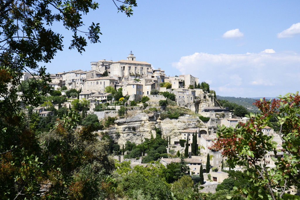 Gordes-cartolina