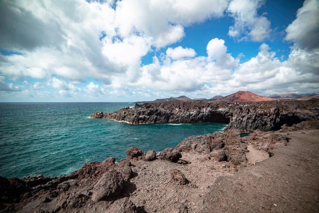 Los Hervideros Il luogo magico e selvaggio dove lOceano hahellip