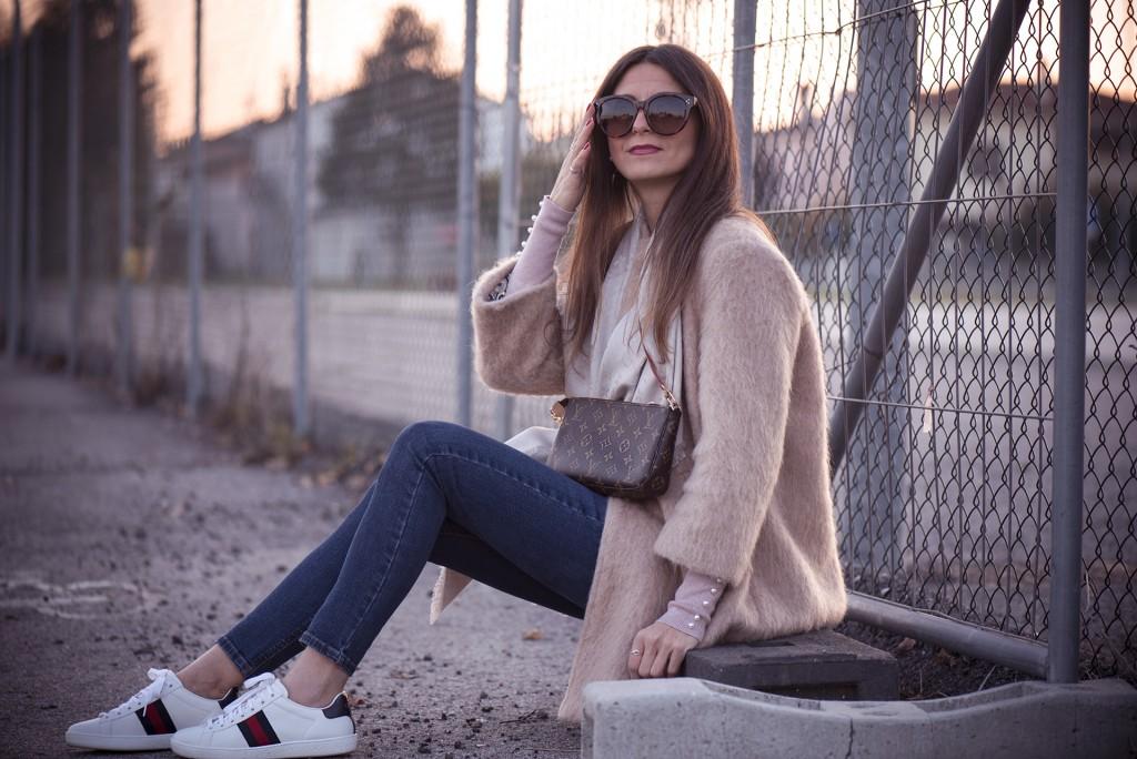 cappotto rosa lv6