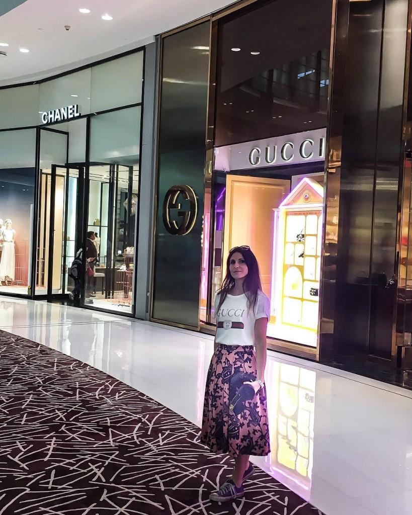 Del Dubai Mall ancora non vi avevo parlato Il centrohellip